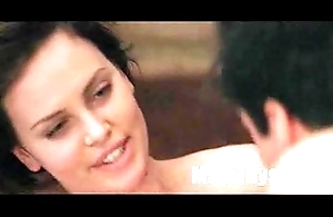Charlize Theron - Along to Devil'_s Uphold (sex scene)